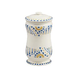 Petit pot à pharmacie - Mosaïk - Ø 8,5 cm. H 16 cm