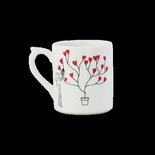 Mug- Les Amoureux
