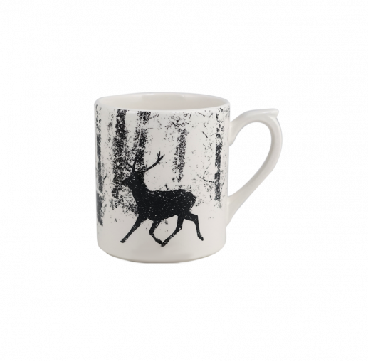 1 Deer Mug