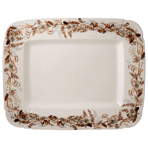 Rectangular Platter - Foliage