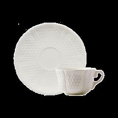 tasse et soucoupe à thé
